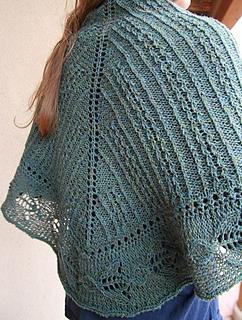 a61cd6bb2d9c Ravelry  Ivy Vines Shawl pattern by Anne Podlesak