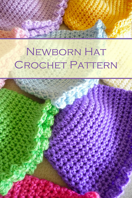Ravelry Buttercup Babies Newborn Hat Pattern By Leslie Carson Wolfe