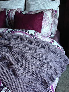 Fast And Easy Crochet Baby Blanket