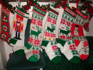 bd16907e1 Ravelry  Reindeer Christmas stocking pattern by McCall Pattern Company