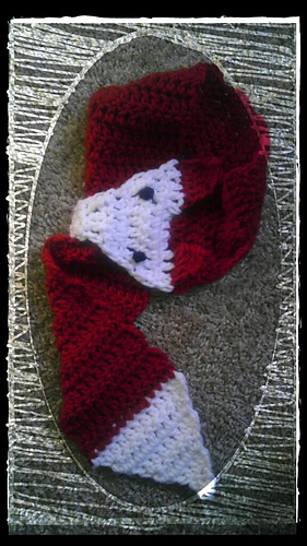 Ravelry Crochet Fox Scarf Fuchsschal Gehäkelt Pattern By Julia