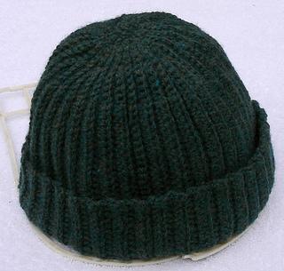 21cdb8837de Ravelry  Reversible Crochet Brioche Hat pattern by Megan Mills