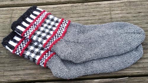 Ravelry Alaska Boot Socks Pattern By Fran Hartman