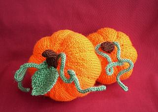Ravelry Natural Look Halloween Pumpkin Pattern By Caroline Lord