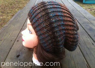 Ravelry  The Perfect Knit Slouch Hat pattern by Carrissa Knox e04e5883aff