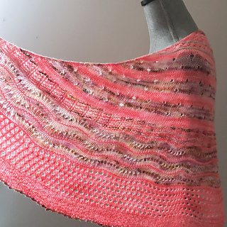 f7e98481b Ravelry  Local Yarn Shawl pattern by Casapinka