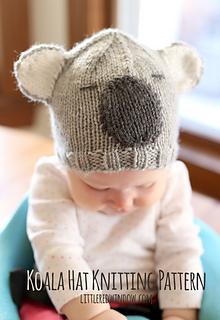 Koala_bear_hat_knitting_pattern_02_littleredwindow_small2