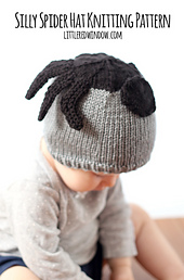 Silly_spider_hat_baby_knitting_pattern_02_littleredwindow_small_best_fit