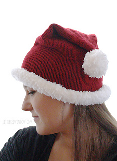 Adult_santa_hat_knitting_pattern_02_littlerediwndow_small2