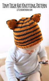 Tiny__tiger_hat_knitting_pattern_03b_littleredwindow_small_best_fit