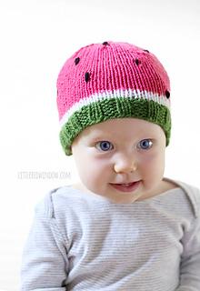 Watermelon_hat_kids_baby_knitting_pattern_02b_littleredwindow_small2