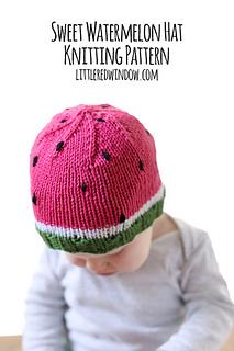 Watermelon_hat_kids_baby_knitting_pattern_03c_littleredwindow_small2