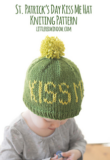 St_patricks_day_kiss_me_hat_knitting_pattern_01_littleredwindow_small2