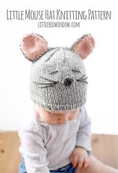 Little_mouse_hat_baby_knitting_pattern_01b_littleredwindow_small_best_fit