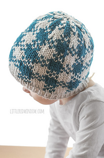 f2a931204 Easy Plaid Hat pattern by Cassandra May