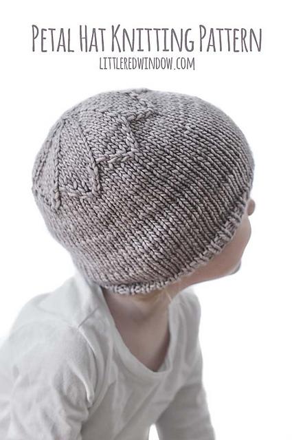 6278e6c2a Petal Hat pattern by Cassandra May