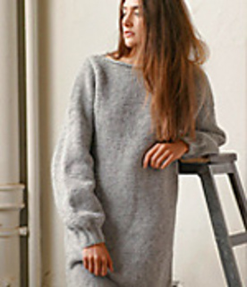 bd73e024102d19 Ravelry  Sweater Dress pattern by Patons Australia