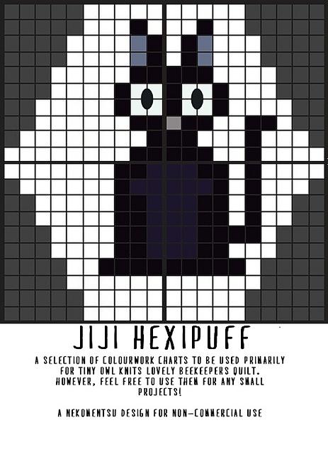 Ravelry Jiji Hexipuff Pattern By Lula Lavender