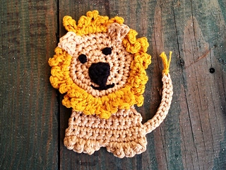 Ravelry: how to make 100 crochet appliques patterns