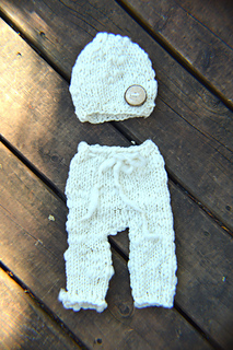 b978ac415544 Ravelry  Handspun Basic Pants pattern by Chelsie Brady
