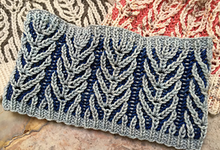 Ravelry: Your first two color Brioche pattern by Chiaki ...