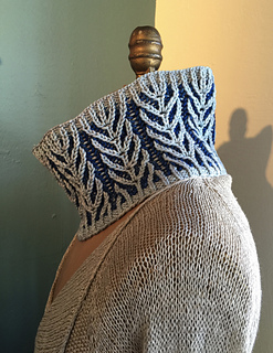 Ravelry  Your first two color Brioche pattern by Chiaki Hayashi 618f79c4a53