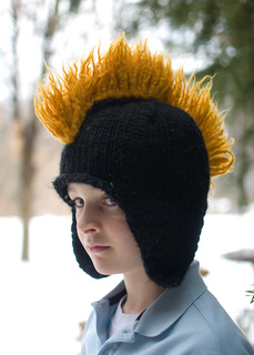 Ravelry  My Mohawk Hat pattern by Jackie Jaquette b1cb8124d9c
