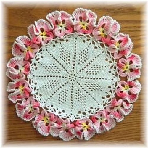 Ravelry Star Book No 145 Doilies Patterns