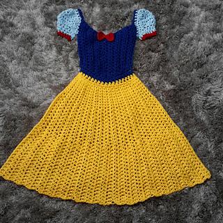 Ravelry Fairest Princess Dress Blanket Pattern By Carol L