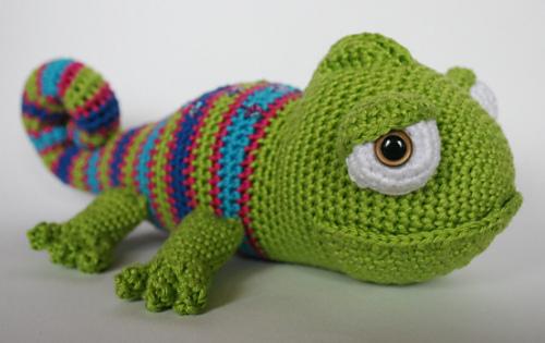 Ravelry Karen The Chameleon Pattern By Christel Krukkert