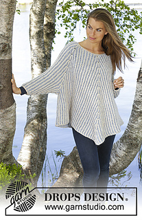 01e79213a687 Ravelry  194-13 Sea Air pattern by DROPS design