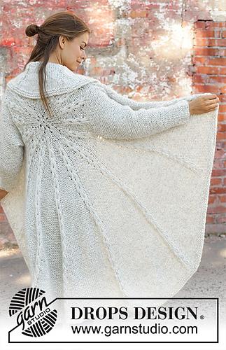 13ea51fbedbb Ravelry  194-17 Empress pattern by DROPS design