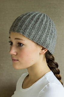 Ravelry: Mistake-Rib Beanie pattern by Churchmouse Yarns ...