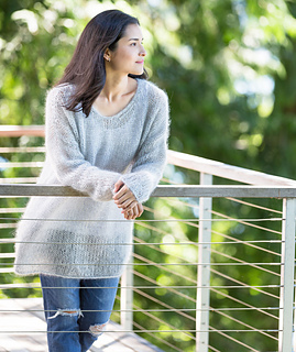 6042d6dac Ravelry  Slouchy Pullover pattern by Churchmouse Yarns and Teas