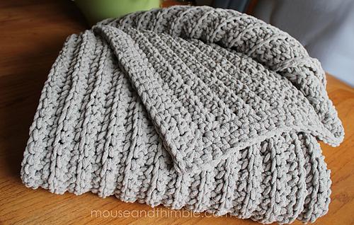 Ravelry Fisherman Blanket 7252 Pattern By Carla Malcomb