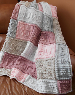 Ravelry Cherish Blanket Pattern By Jody Pyott