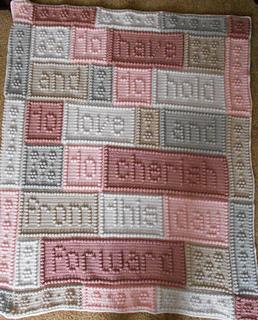 Ravelry Cherish Blanket Pattern By Jody Pyott