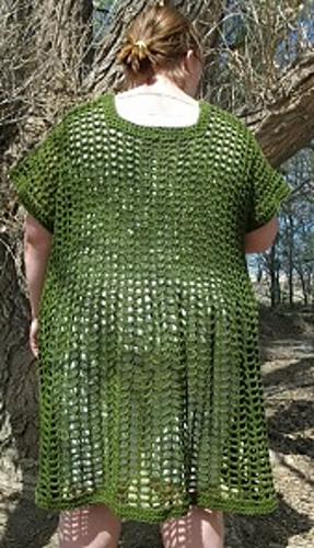 Ravelry Easy Beach Cover Up Pattern By Copper Llama Studio
