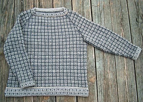 Ravelry Bloman Faroe Sweater Pattern By Claudia Krisniski