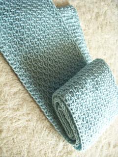 Ravelry Cozysunnydays Moss Stitch Tunisian Crochet Scarf