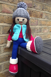 Ravelry Molly Doll Pattern By Amigurumi Today