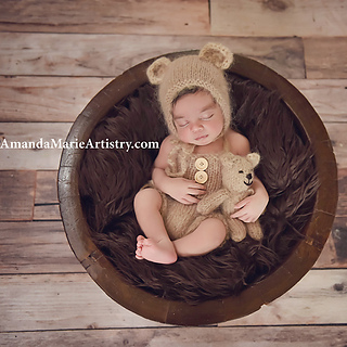 6d8a4fc28 Ravelry: Baby Bear Set pattern by Tania D