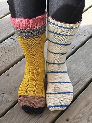 Eye Candy: Super Socks