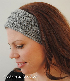 Ravelry Sleek And Skinny Ear Warmer Headband Pattern By Lorene