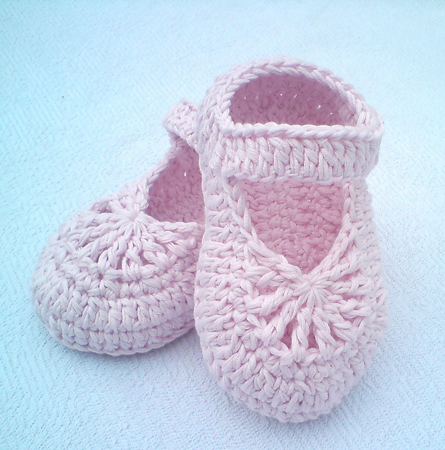 Ravelry YARA Simple Baby Shoes Pattern By Crochet Atelier Awesome Baby Shoes Crochet Pattern