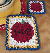 Wiggly_apple_hot_pad___coaster_set_small_best_fit