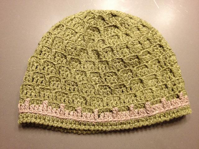 Ravelry Brick Stitch Hat Pattern By Mary Thomson