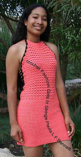 Ravelry Paula Crochet Fashion Patterns