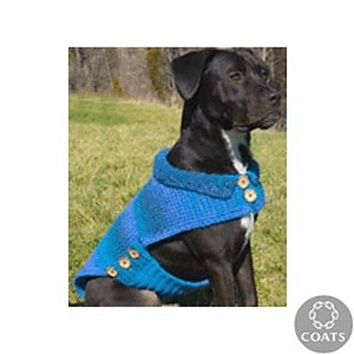 Ravelry Dog Crochet Cardigan Pattern By Sharon Mann