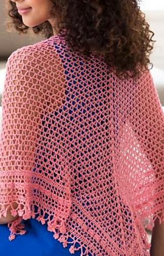 Ravelry Fleur De Lis Shawl Pattern By Shari White